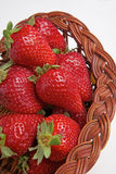 Fresh strawbery Royalty Free Stock Images