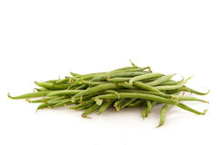 Fresh string beans Stock Photos