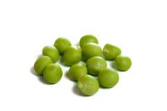 Fresh Sugar pea on white background. Fresh vegetable Sugar pea on white background Stock Photo