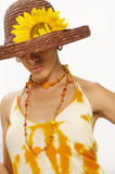 Fresh summer fashion Royalty Free Stock Photos