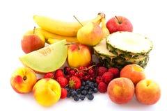 Fresh summer fruit Stock Image