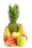 Fresh summer fruit Stock Photos
