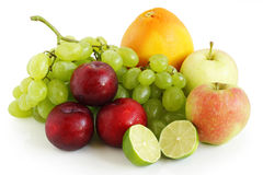 Fresh summer fruit Stock Photo