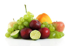 Fresh summer fruit Royalty Free Stock Photography