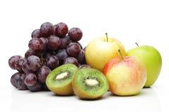 Fresh summer fruit Stock Images