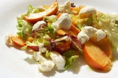 Fresh summer salad Royalty Free Stock Image