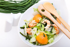 Fresh Summer Salad Royalty Free Stock Photography