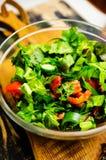 Fresh Summer salad stock photo