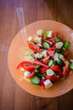 Fresh summer salad Stock Images