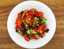Fresh summer salad Royalty Free Stock Photo