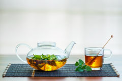Fresh Summer Tea Royalty Free Stock Images