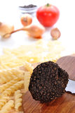 Fresh summer truffle Stock Image