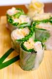 Fresh sushi choice combination assortment selection Stock Image