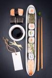 Fresh sushi Royalty Free Stock Photography