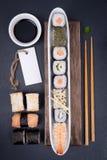 Fresh sushi royalty free stock image