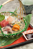 Fresh Sushi Platter Stock Photos