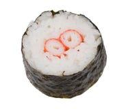 Fresh Sushi Roll Royalty Free Stock Photography
