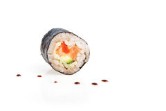 Fresh sushi rolls Royalty Free Stock Photography