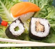 Fresh sushi Royalty Free Stock Photo