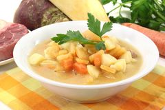 Fresh Swede stew Royalty Free Stock Images