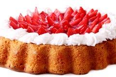 Fresh and sweet dessert cake Royalty Free Stock Photos