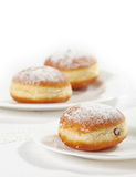 Fresh sweet donuts Royalty Free Stock Photo