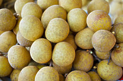 Fresh Sweet Longan Thai Fruit Yummy Stock Images