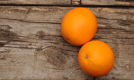 Fresh sweet orange Stock Photo