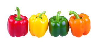 Fresh sweet pepper Stock Image