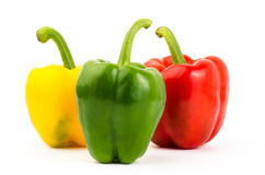 Fresh sweet pepper Royalty Free Stock Photography