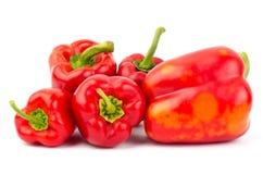 Fresh sweet pepper Stock Image