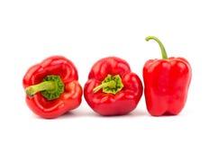 Fresh sweet pepper Royalty Free Stock Photos