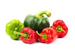 Fresh sweet pepper Royalty Free Stock Photo