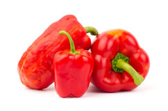 Fresh sweet pepper Stock Images