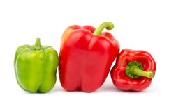 Fresh sweet pepper Royalty Free Stock Photos