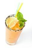 Fresh tangerine juice Royalty Free Stock Photo