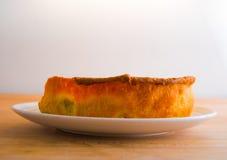 Fresh tart from side Stock Images