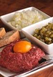 Fresh tartar Royalty Free Stock Image