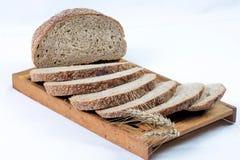 Fresh taste of bread royalty free stock image
