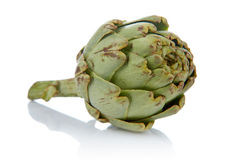 Fresh and tasty artichoke Stock Photos