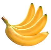 Fresh Tasty Bananas Royalty Free Stock Image
