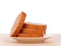 Fresh tasty bread Stock Image