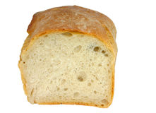 Fresh tasty bread - isolated #2 Stock Image