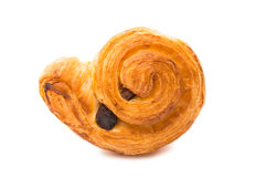 Fresh tasty buns isolated Stock Images