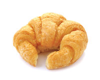 Fresh and tasty croissant Stock Images