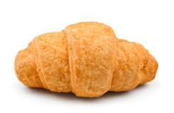 Fresh and tasty croissant Stock Photography