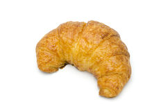 Fresh and tasty croissant Royalty Free Stock Photos