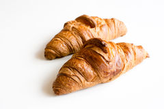 Fresh and tasty croissant Royalty Free Stock Photo