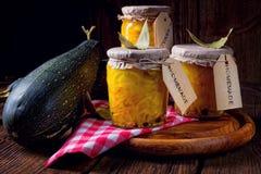 Mason jar. A fresh and tasty Mason jar Royalty Free Stock Photo