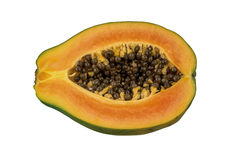 Fresh and tasty papaya Stock Photography